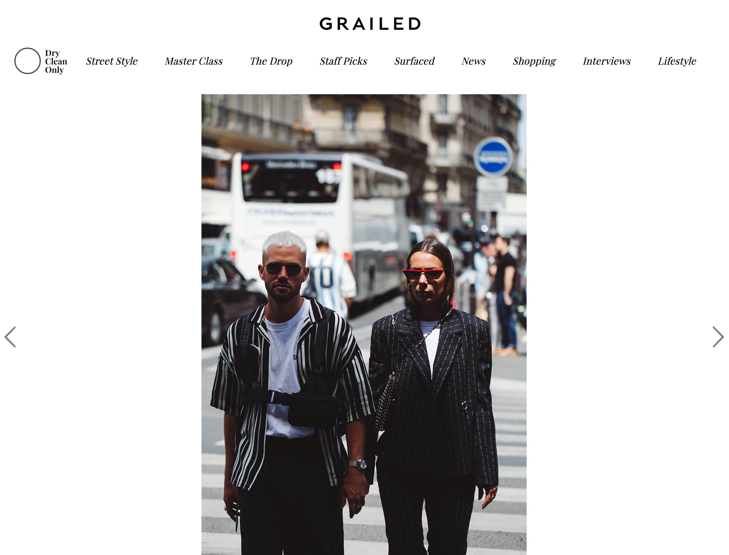 GRAILED street style
