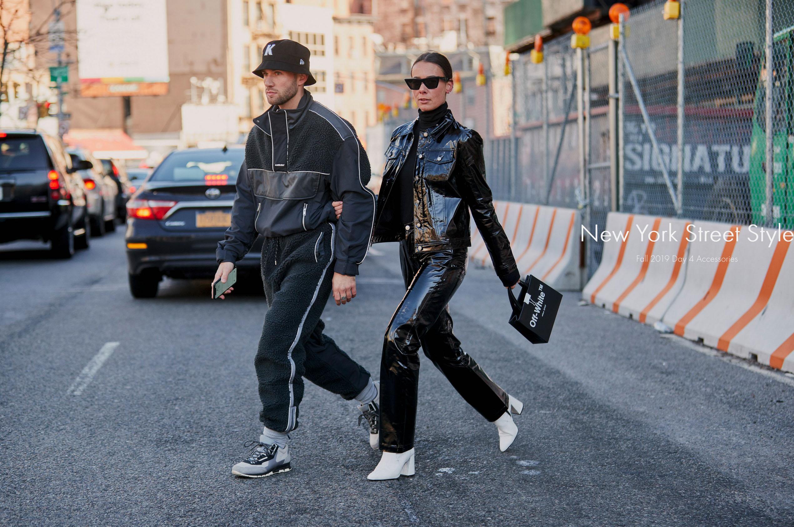 NYFW couple street style stars
