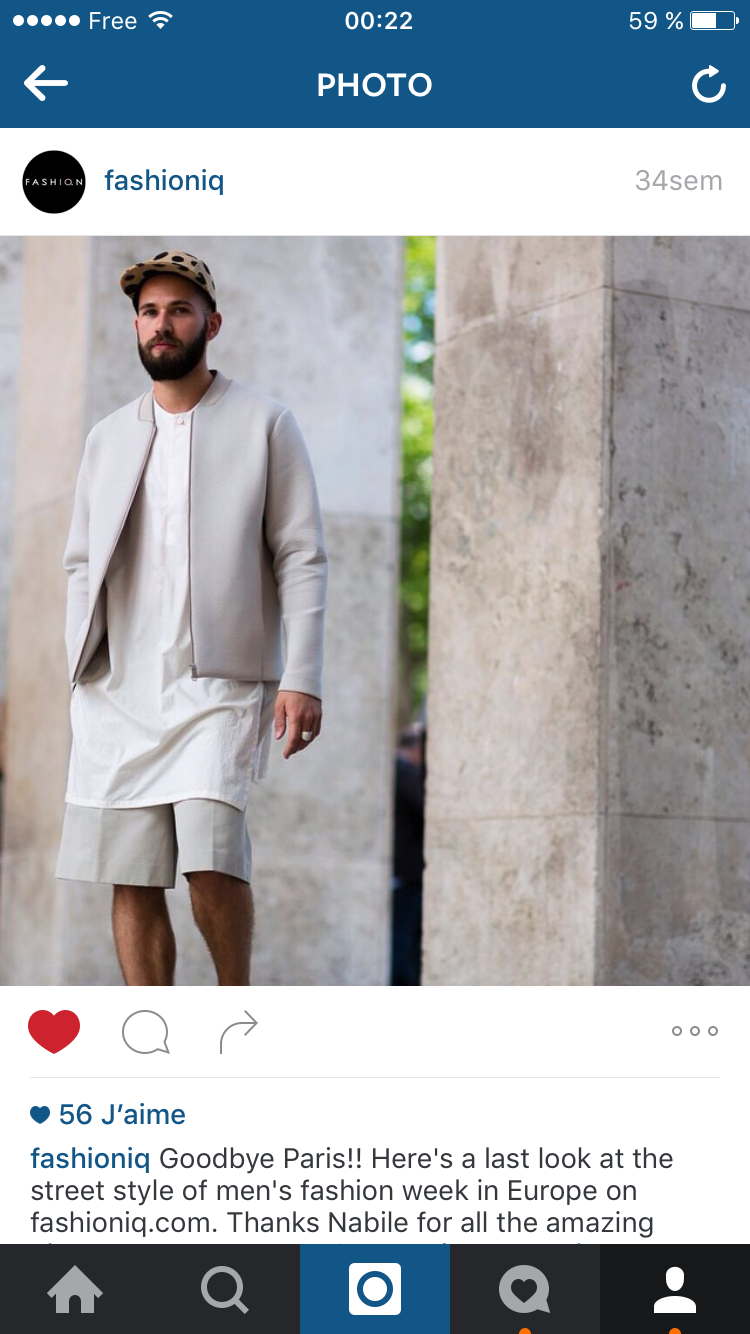 PFW 2015 SS16 MEN JUUNJ FASHIONQ