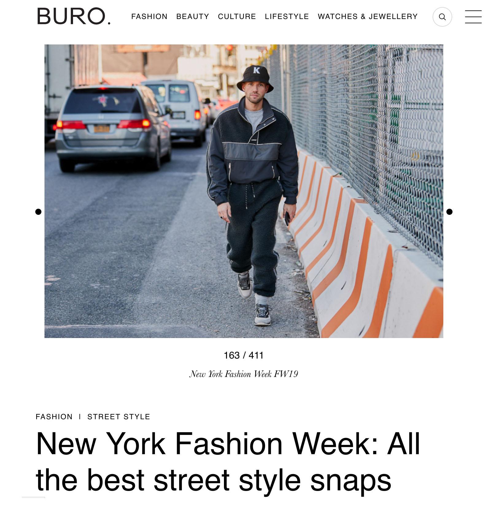 ambush street style nyfw