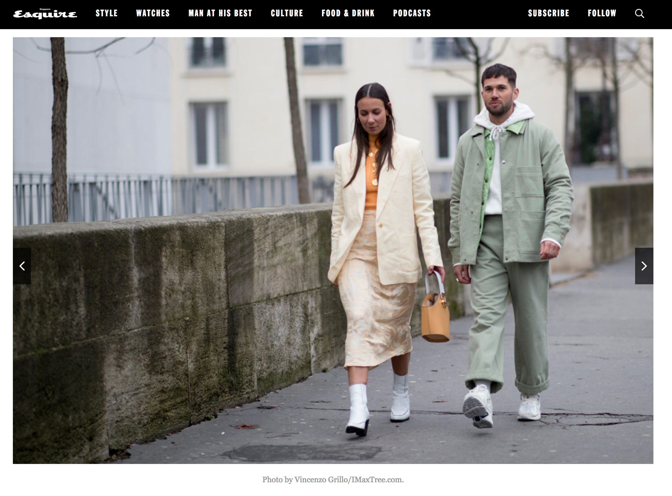 esquire street style fashion couple jaimetoutcheztoi