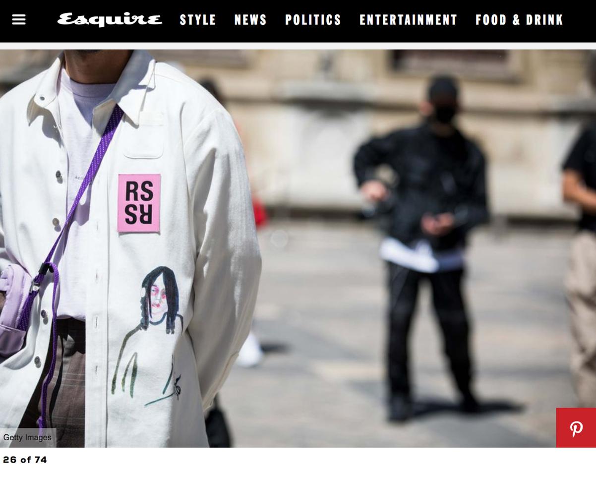 esquire street style