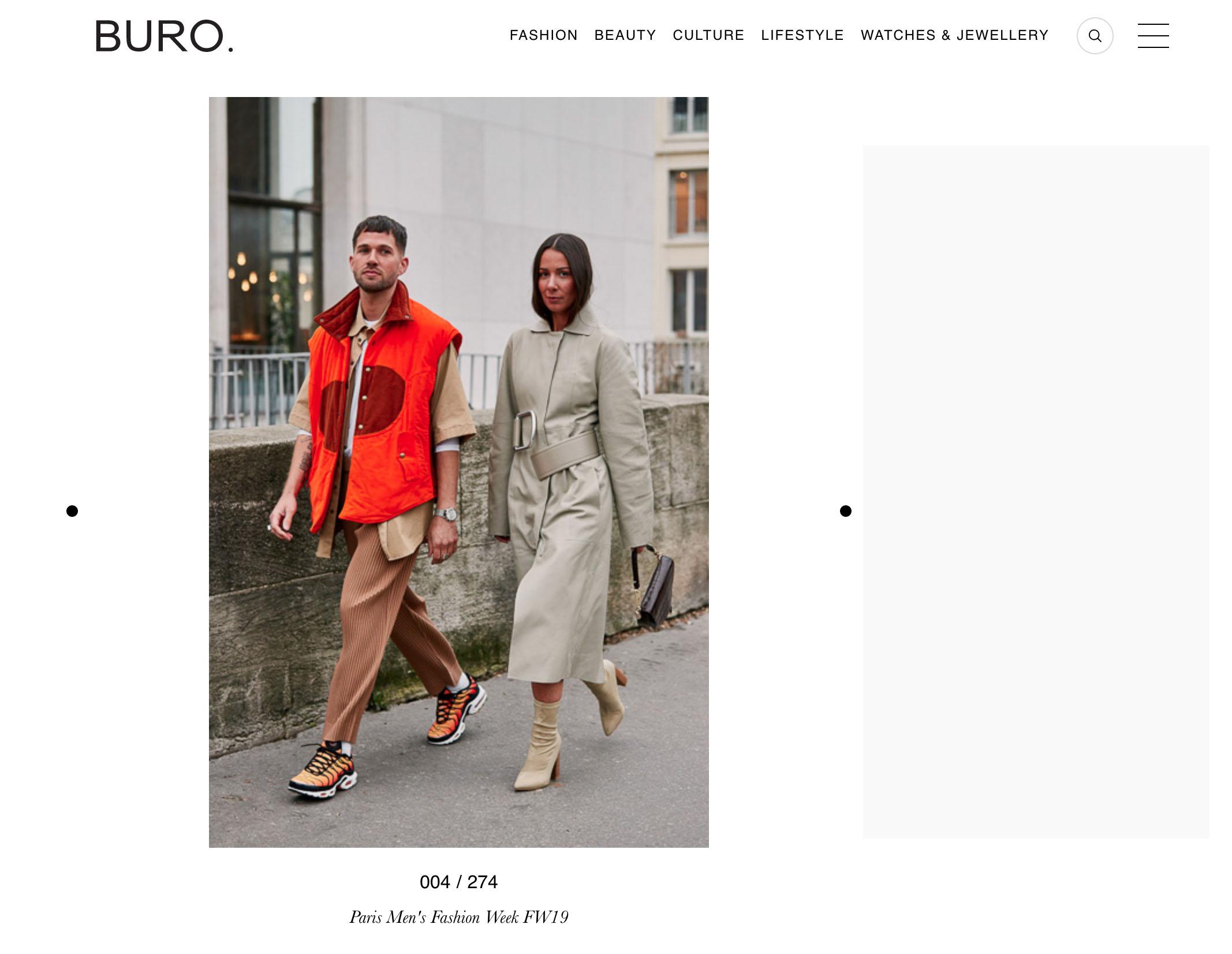 fashion couple street style