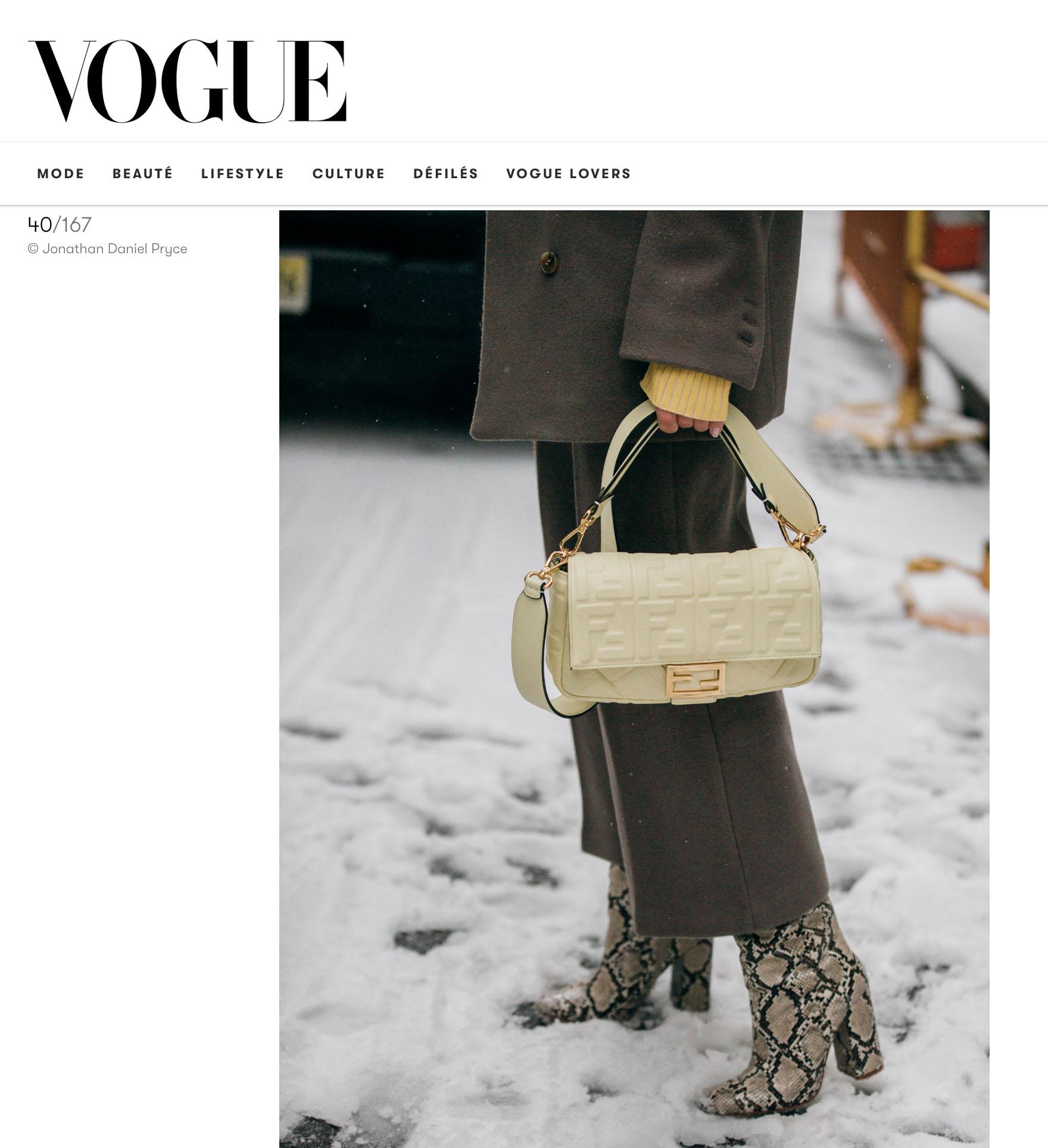 fendi street style new york fashion week