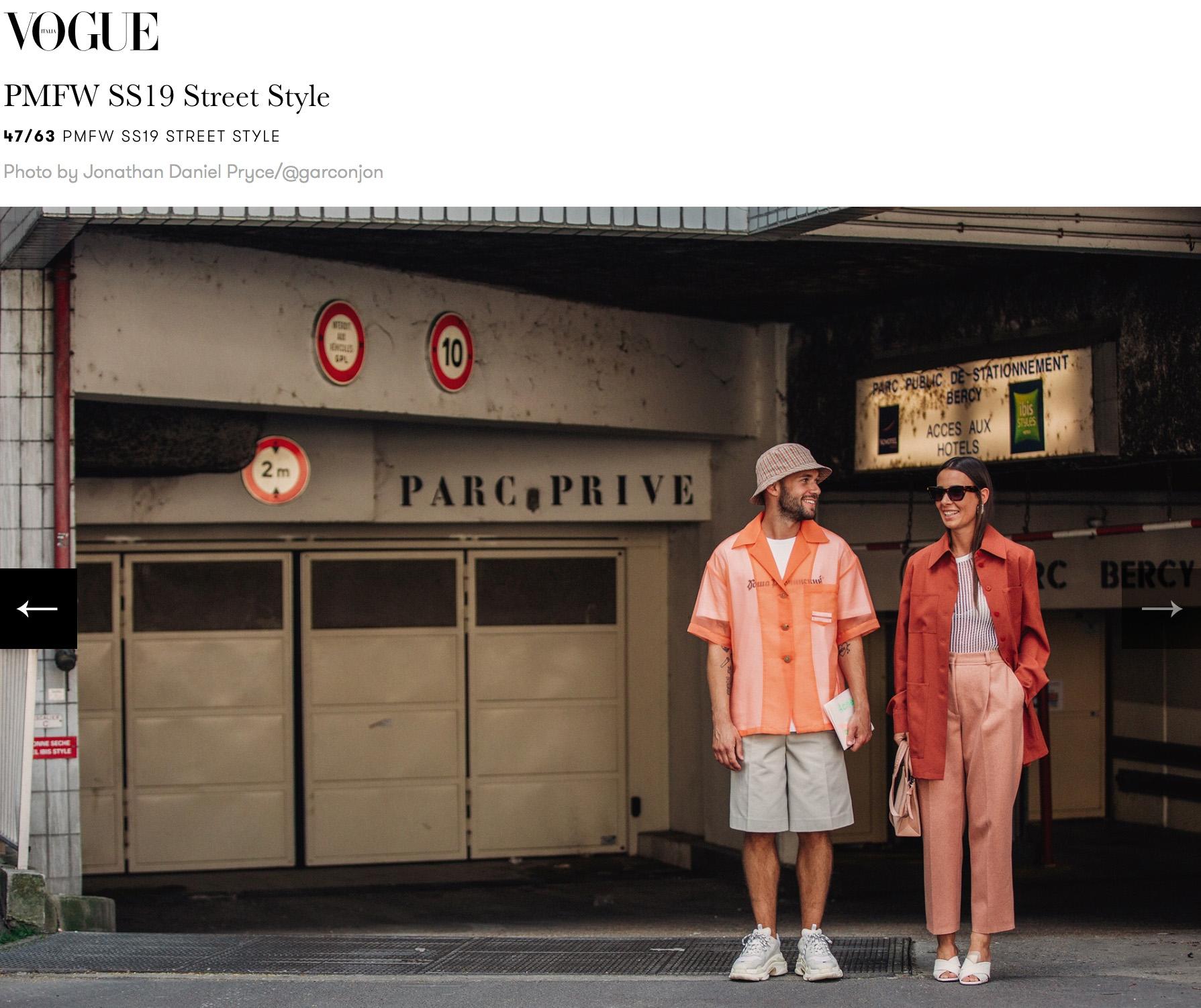 garconjon street style vogue