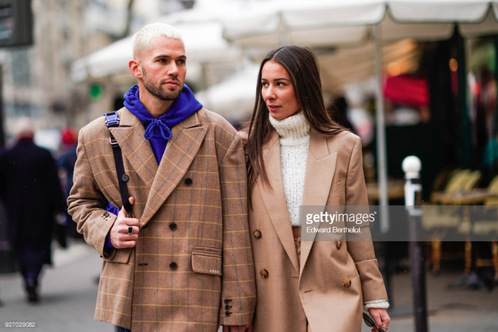 getty images street style couple