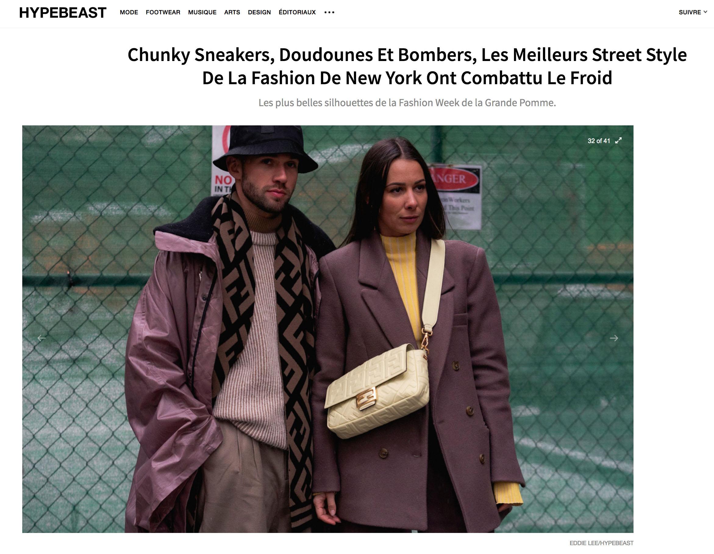 hypebeast street style fashion couple