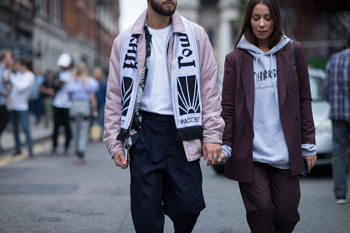 london fashion week highsnobiety street style