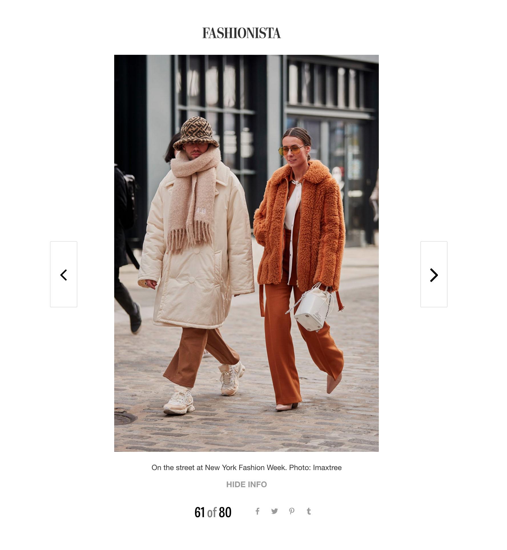 street style fashion couple fendi