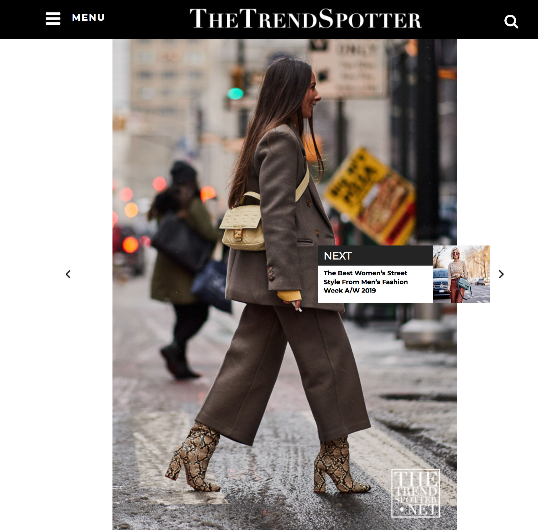 street style fashion nyfw