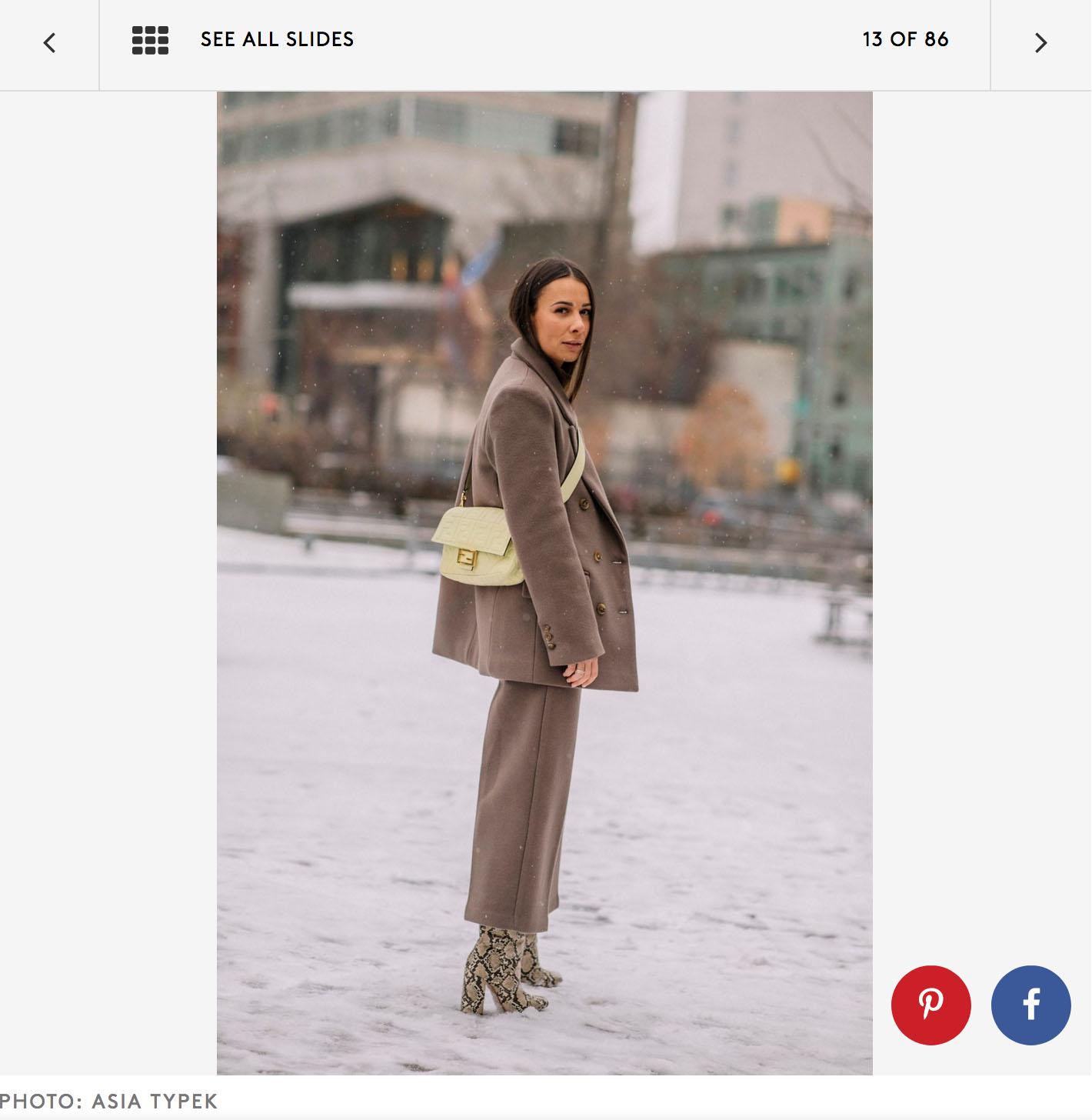 street style fashion week nyfw frankieshop