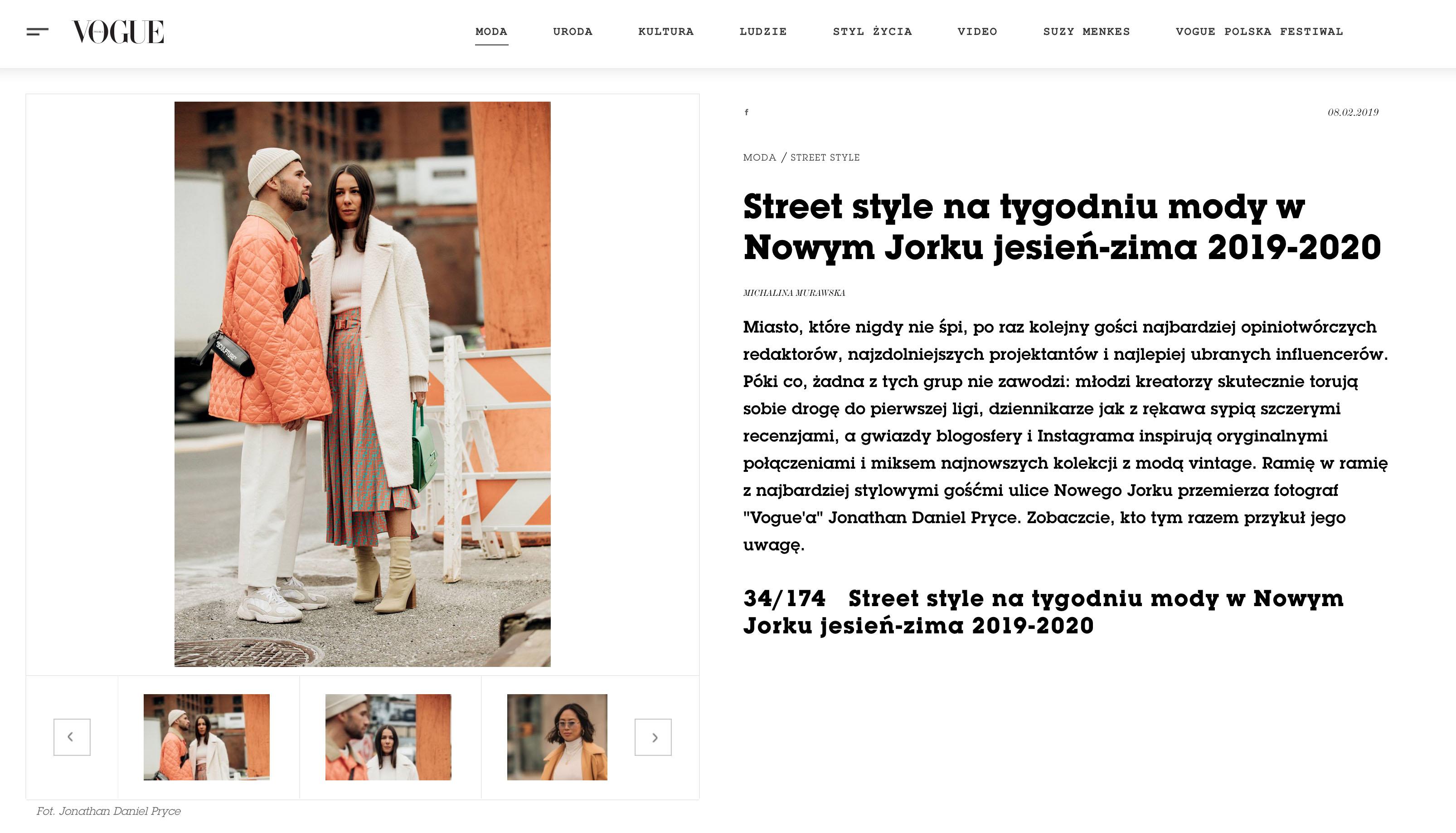 street style fashion week nyfw