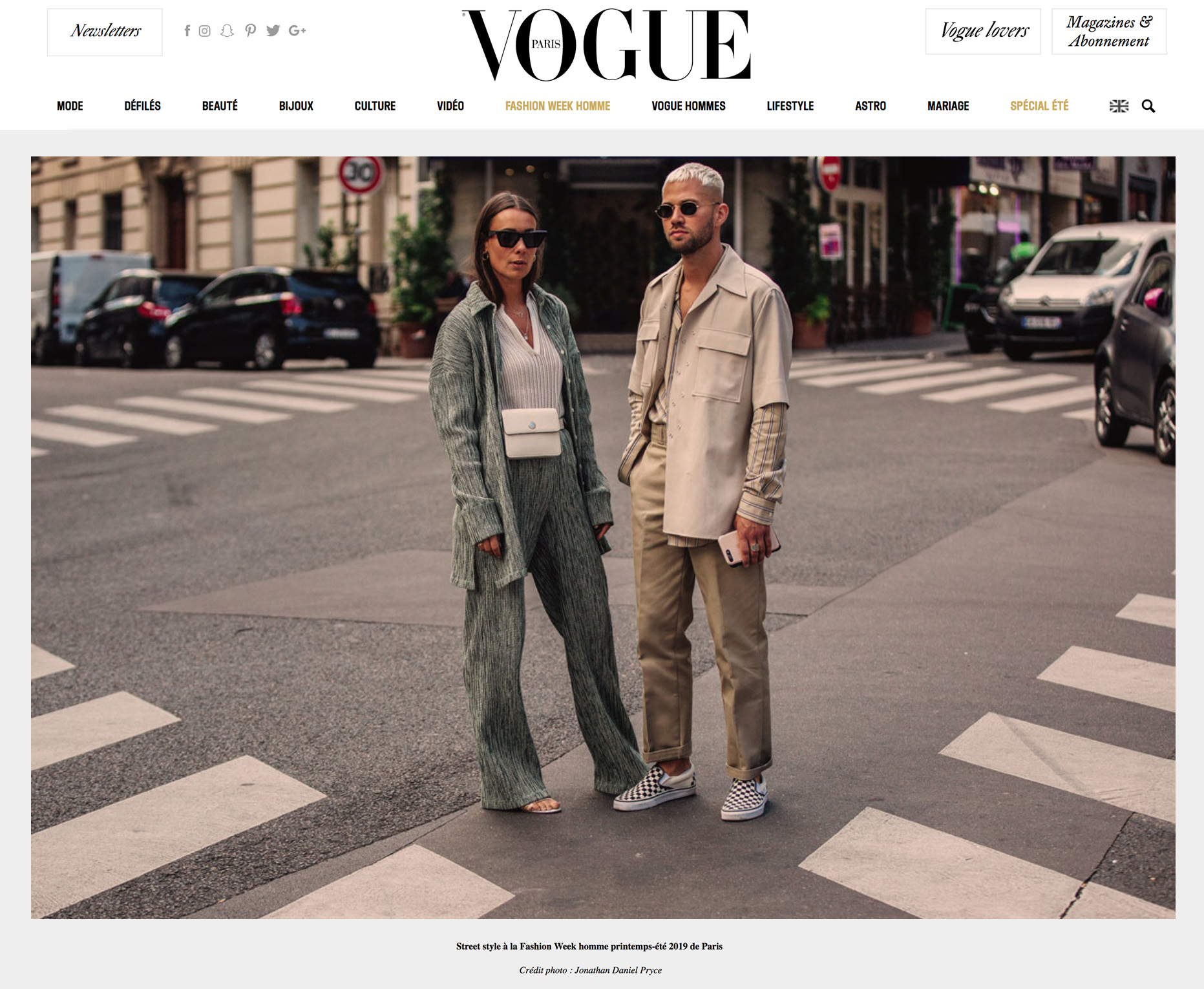 vogue france street style