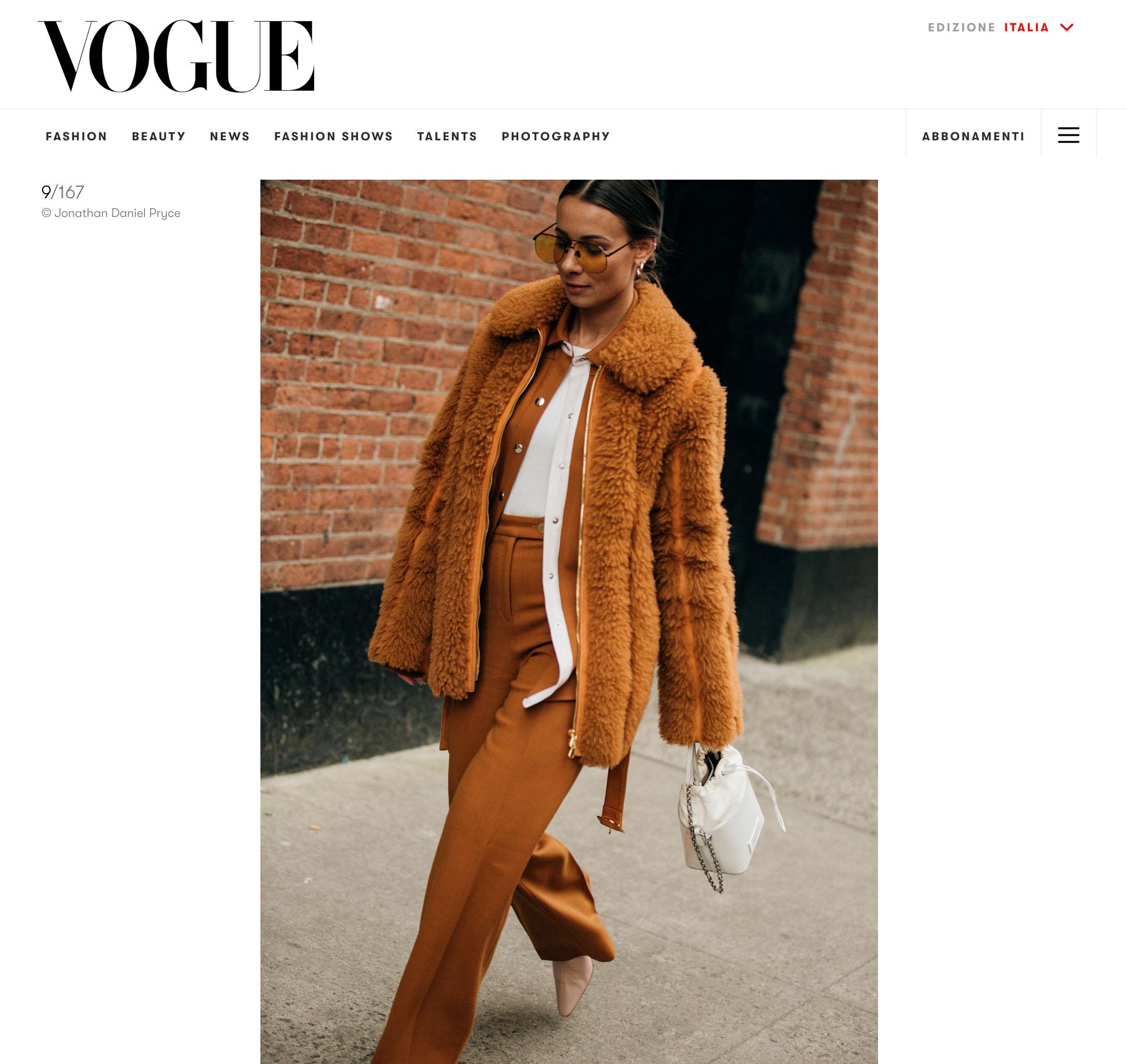 vogue street style nyfw