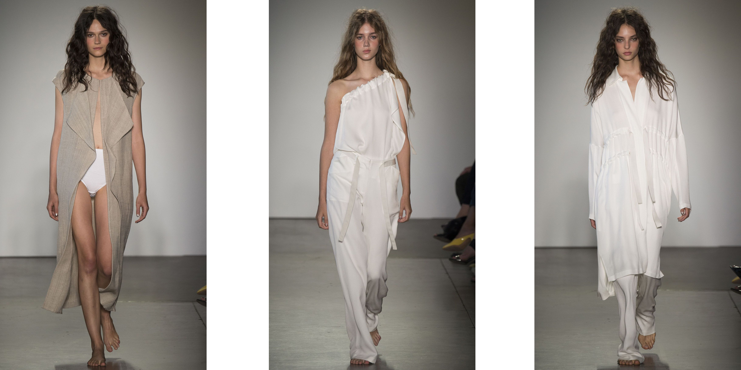 NYFW SS17 CATWALK LOOK FASHION SHOW REVIEW