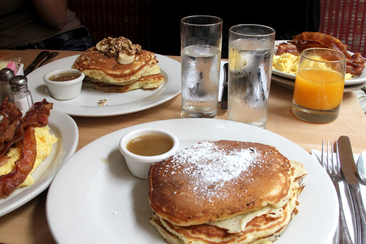 BREAKFAST BRUNCH BEST PANCAKES NEW YORK