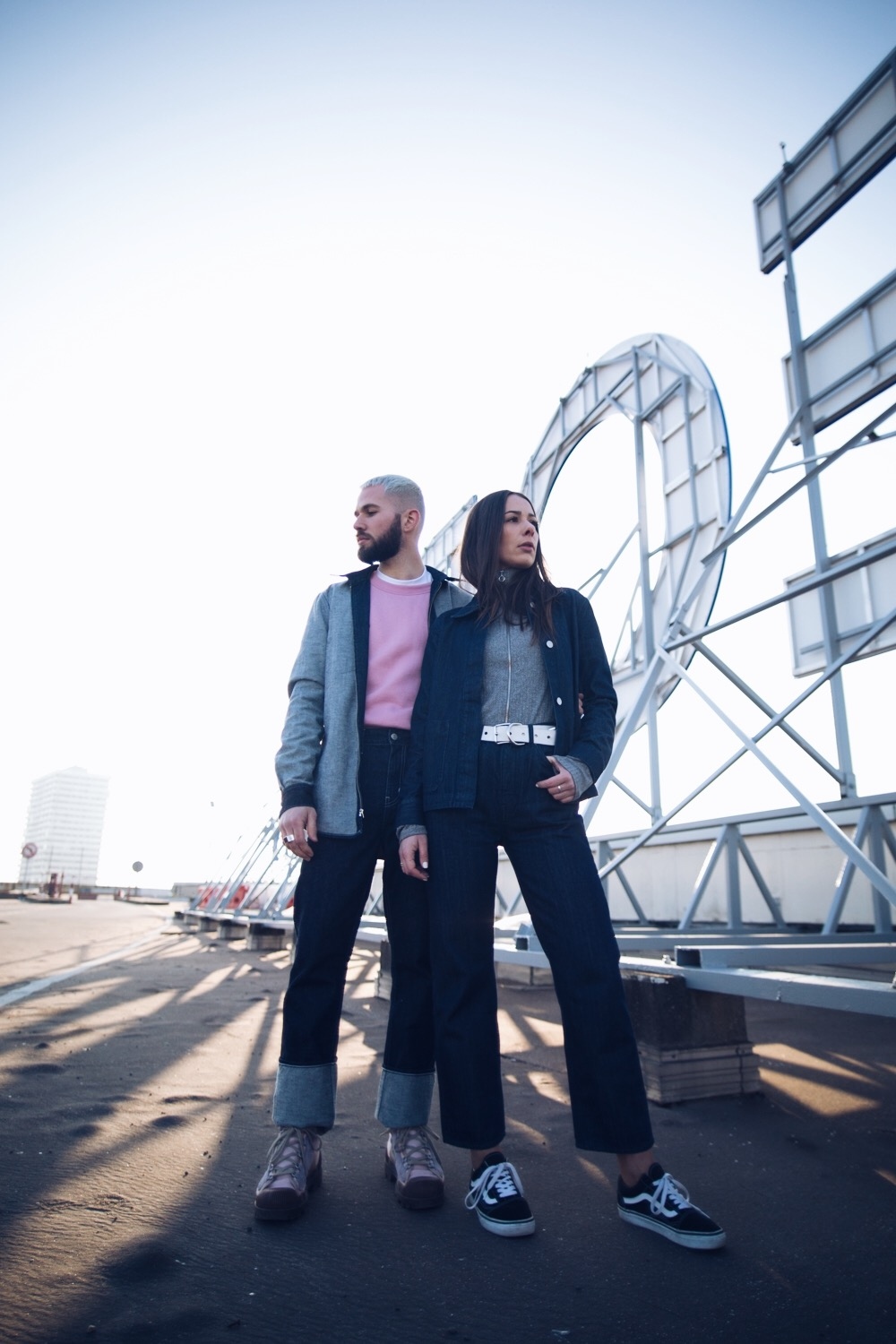 FASHION COUPLE WEEKDAY BLOGGER