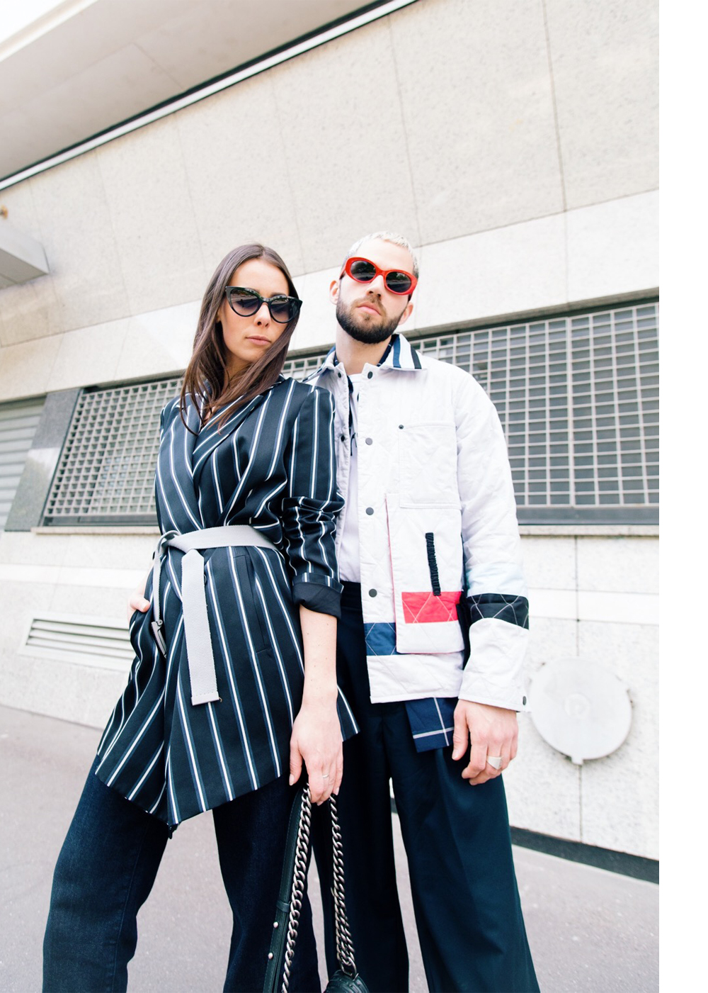 jaimetoutcheztoi j'aime tout chez toi fashion couple mode blogger paris