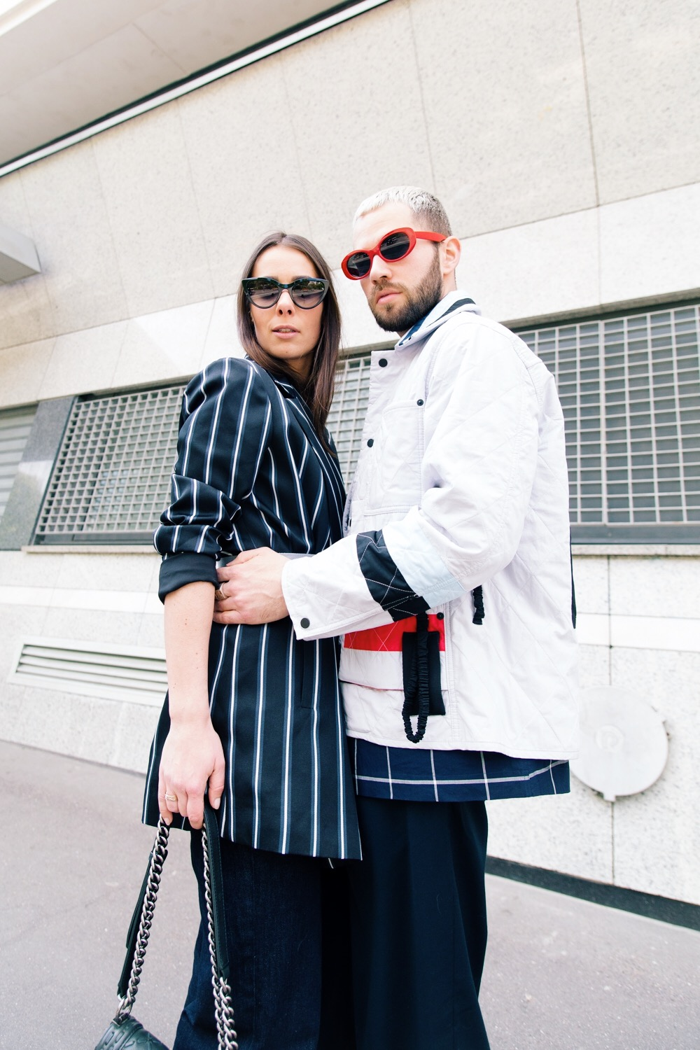 lovers couple fashion