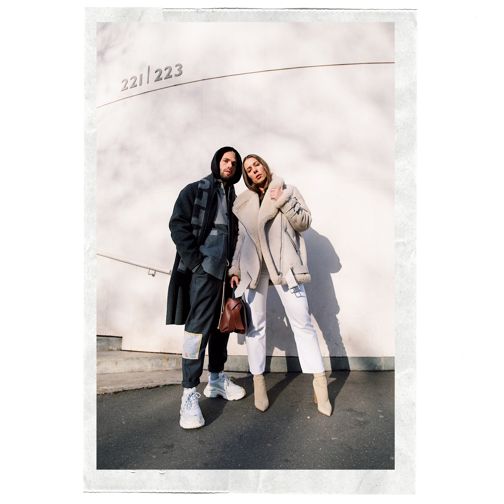 fashion bloggers couple relationship goal mode