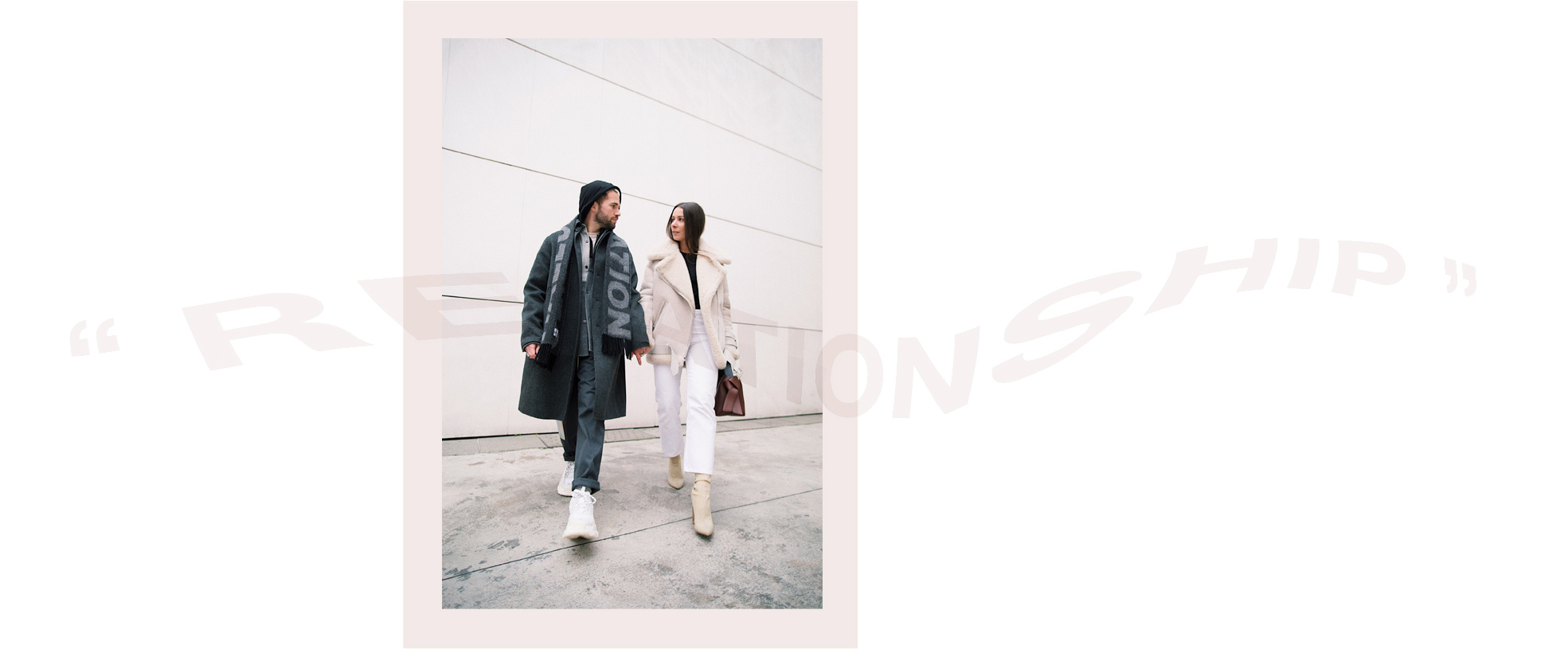 fashion bloggers couple relationship goal mode