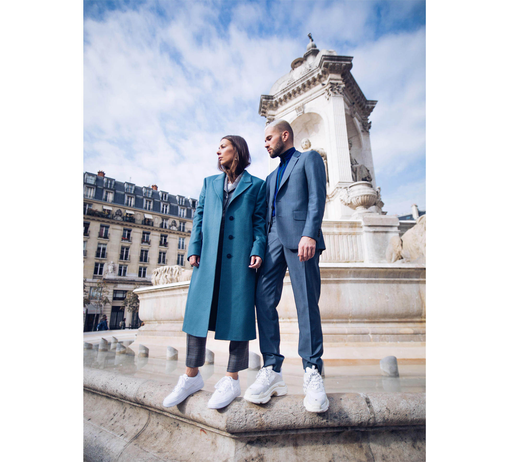 paul smith couple fashion lokk book 2018